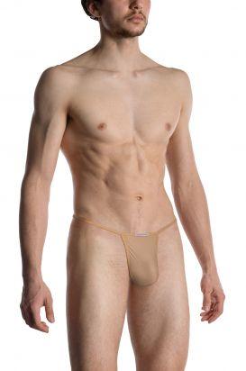 M2099 String Tanga  nude | L