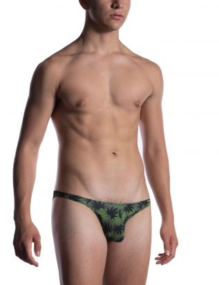 M800 Low Rise Brief dope | XXL