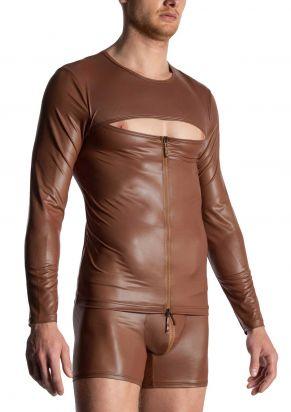 M2116 Zipped Shirt