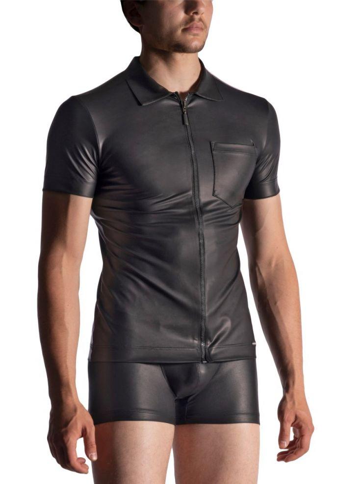 M510 Zipped Shirt   Shirts   Unterwäsche   MANSTORE