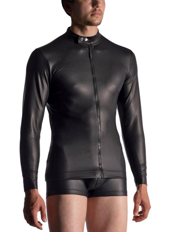 M510 Zipped Longsleeves | Shirts | Unterwäsche | MANSTORE