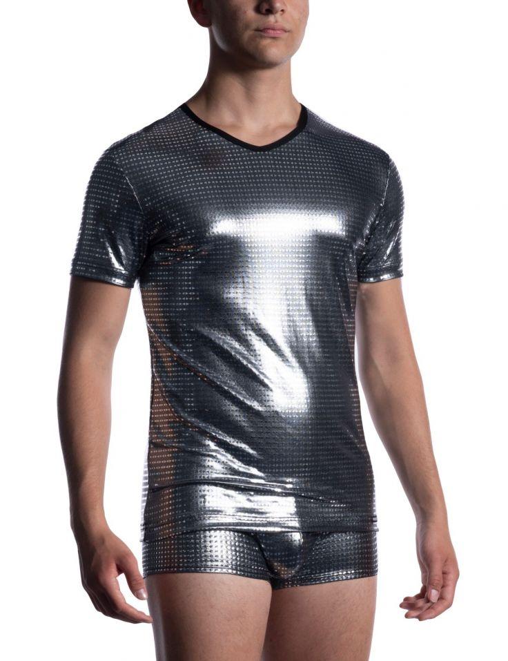 M2058 V-Neck Tee reg.  | Shirts | Unterwäsche | MANSTORE