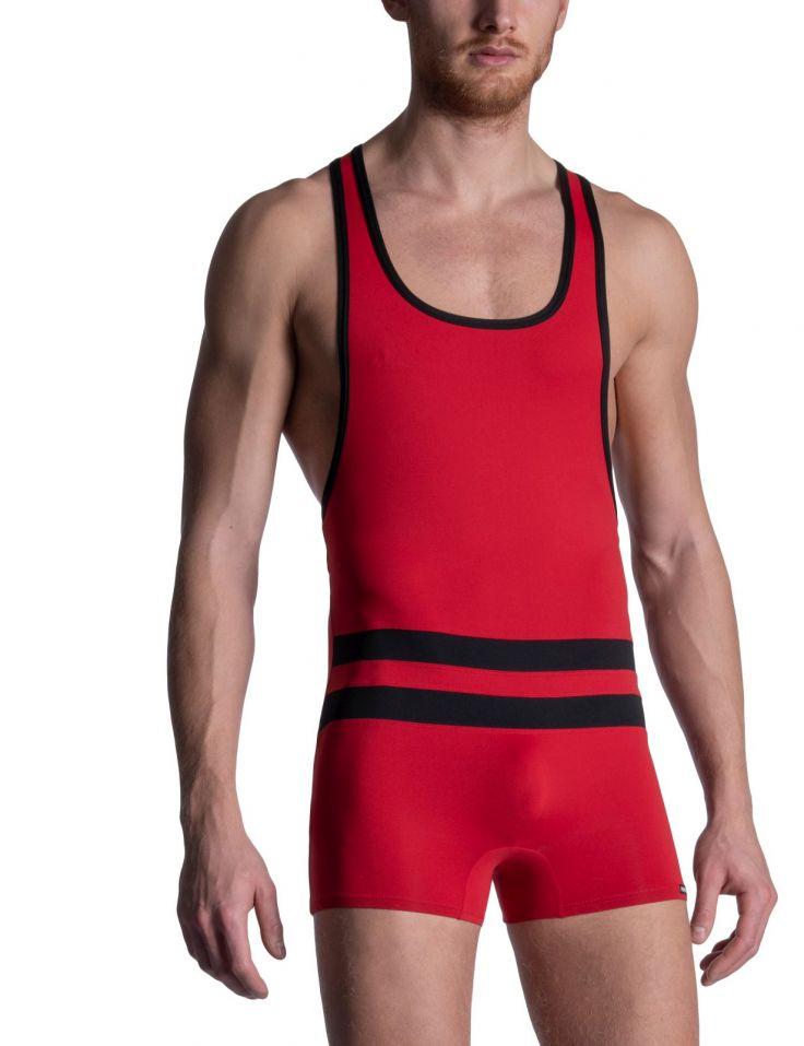 M2103 Wrestler Body | Bodys | underwear| MANSTORE