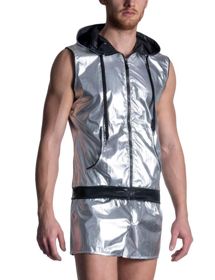 M2104 Zipped Hoody | Shirts | Unterwäsche | MANSTORE