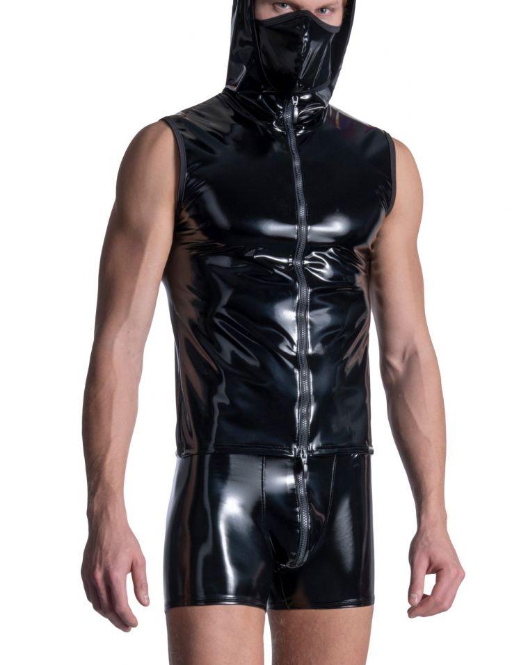 M2110 Zipped Vest | Shirts | Unterwäsche | MANSTORE