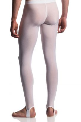 M101 Strapped Leggings white | S