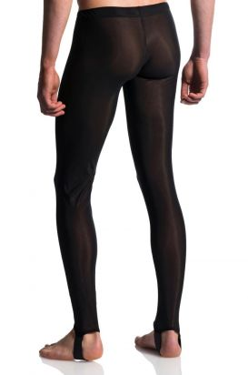 M101 Strapped Leggings black | L