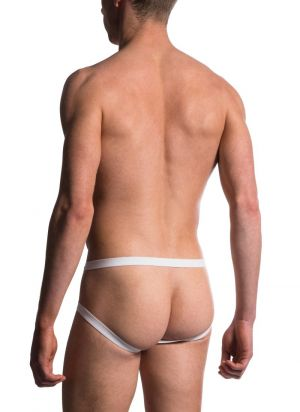 M101 X-Cut Jock white | XL