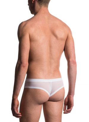 M101 Cheeky Brief white | L