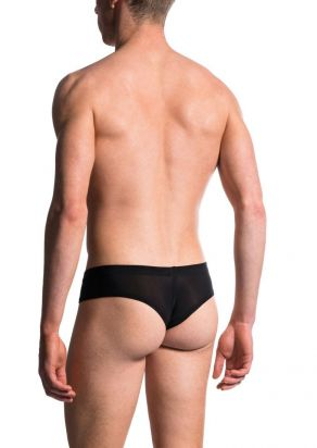 M101 Cheeky Brief black | S