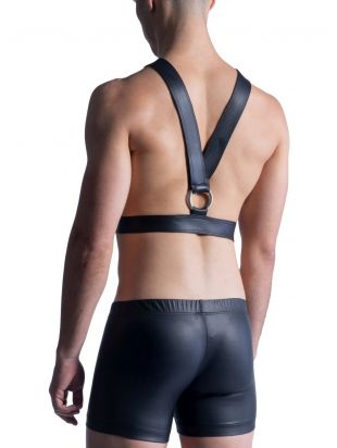 M510 Black Harness black | S