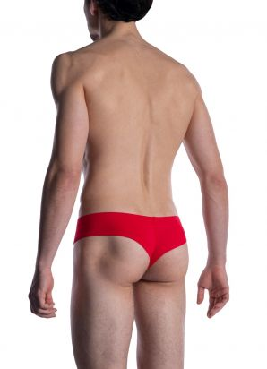 M800 Cheeky Brief red | XXL