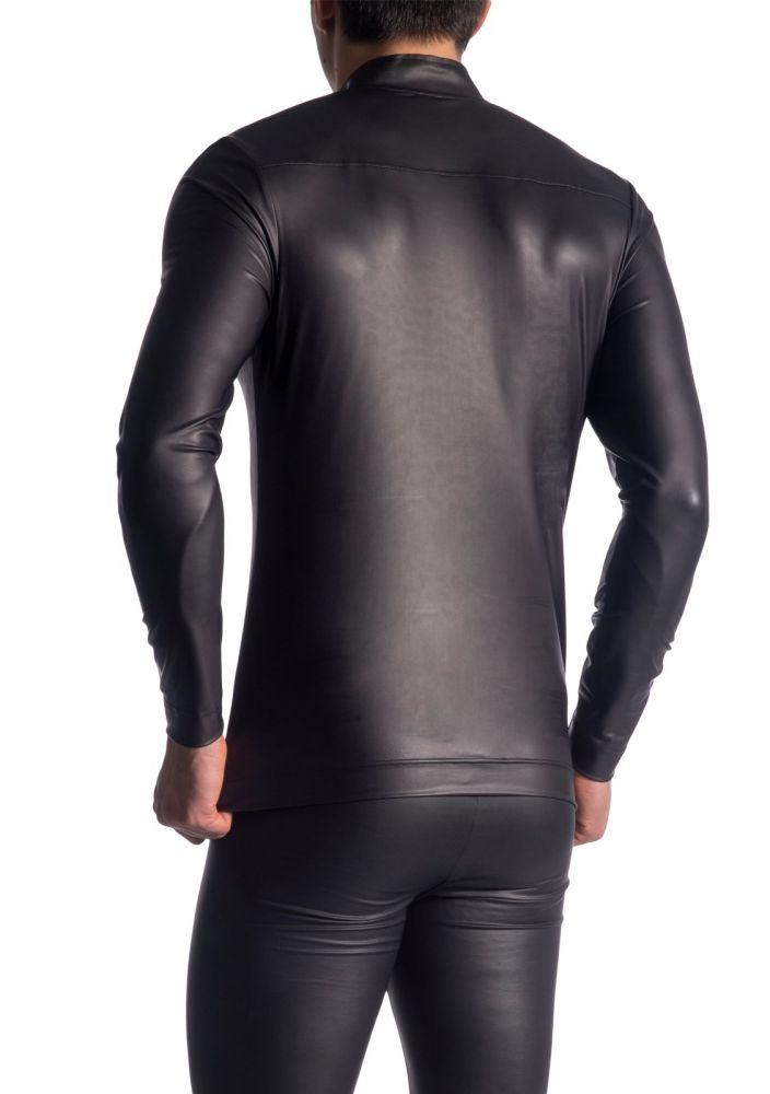 morepic-M510 Zipped Longsleeves | Shirts | Unterwäsche | MANSTORE