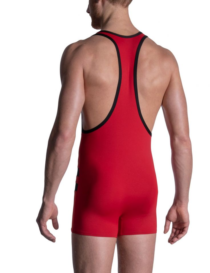 morepic-M2103 Wrestler Body | Bodys | underwear| MANSTORE