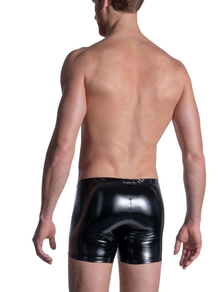 morepic-M2110 Zipped Boxer   Pants   Unterwäsche   MANSTORE