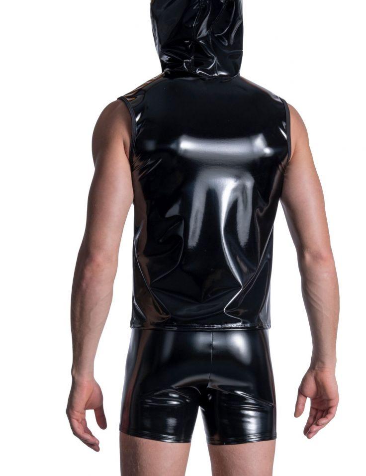 morepic-M2110 Zipped Vest | Shirts | Unterwäsche | MANSTORE