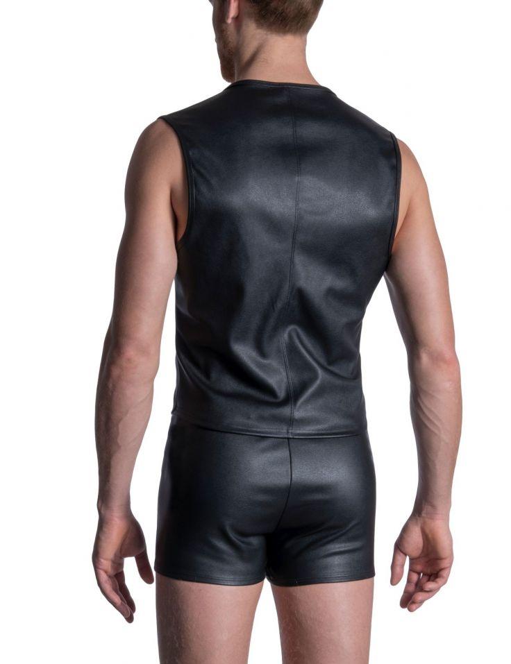 morepic-M2113 Zipped Vest | M2113 | Styles| MANSTORE