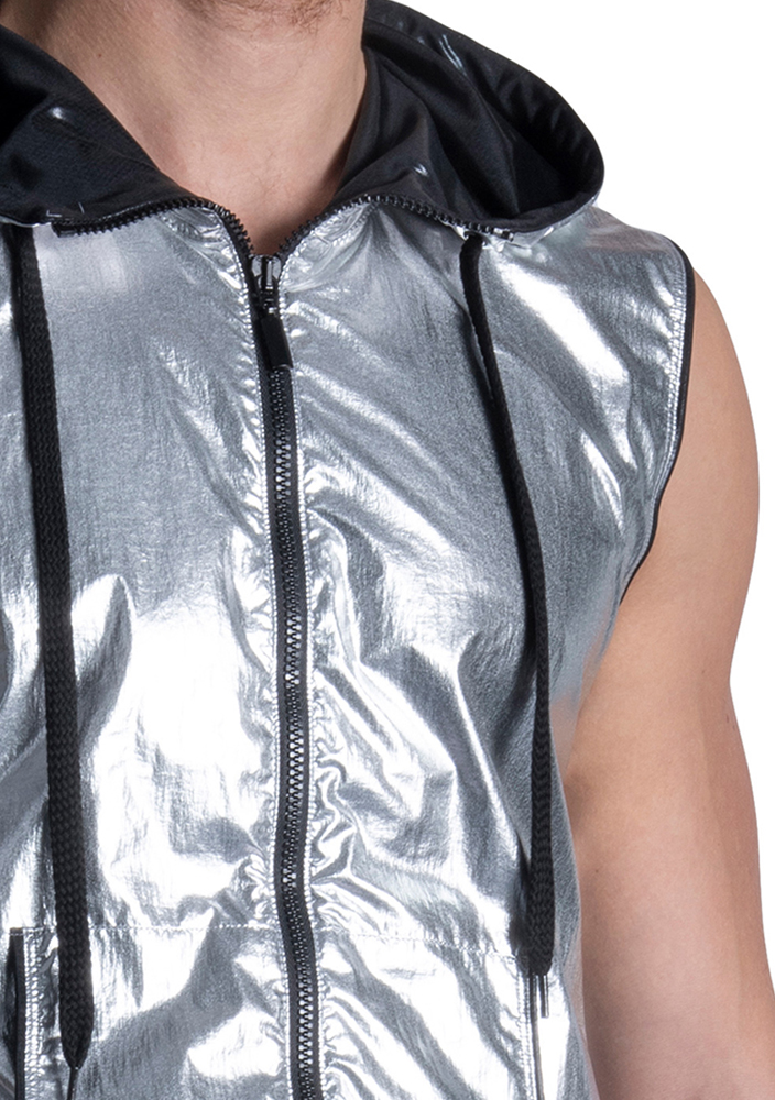morepic-M2104 Zipped Hoody | Shirts | Unterwäsche | MANSTORE